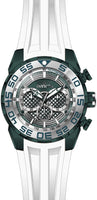 Invicta Men's 26313 Speedway Quartz Multifunction Silver, Green Dial Watch