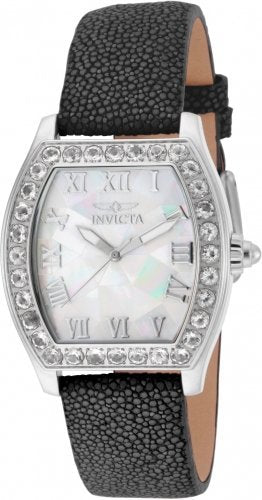 Invicta 17285 Angel Blue Moon Quartz Accented Stingray Strap Womens Watch