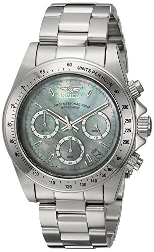 Invicta Men's 24768 Pro Diver Quartz Chronograph White Dial Watch