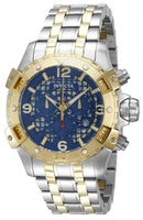 Invicta 80229 Men's Sea Thunder Quartz Chronograph Stainless Steel Watch