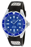 Invicta Men's 12559 Pro Diver Quartz 3 Hand Blue Dial Watch