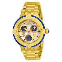 Invicta Women's 26143 Subaqua Quartz Chronograph White Dial Watch