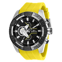 Invicta Men's 25993 Pro Diver Quartz Multifunction Black Dial Watch
