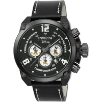Invicta Men's 22757 Disney Limited Edition Quartz 3 Hand Black Dial Watch