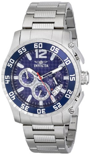 Invicta Men's 16650 Specialty Analog Display Japanese Quartz Silver Watch