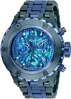 Invicta Men's 25910 Reserve Quartz Chronograph Blue Dial Watch