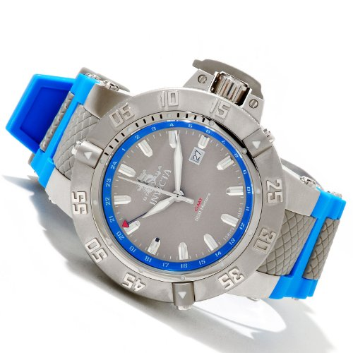 Invicta Men's 10990 Subaqua Noma III Swiss Quartz Puppy Edition Silicone Stra...