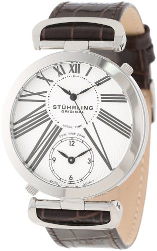 Stuhrling Original 377 3315K2 Men's Symphony Eclipse Classic Swiss Quartz Watch