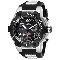 Invicta Men's 25870 Bolt Quartz Multifunction Black Dial Watch