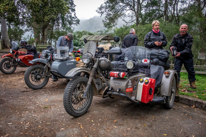 2020 Ural Adventure Ride