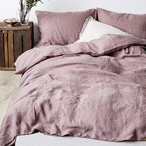 Bronx Linen Duvet Cover Set
