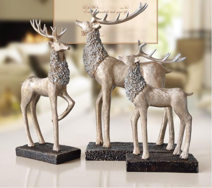 Deer Couple Set