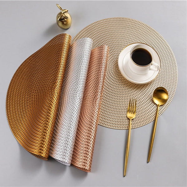Luxe Nordic Placemats