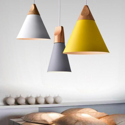 Beckett Nordic Pendant Lights