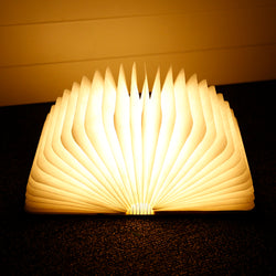 Enlightened Book LED Table Lamp