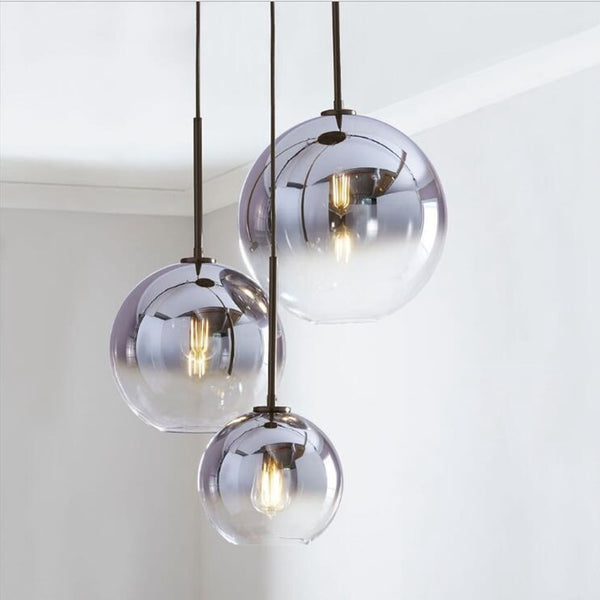 Alabama Modern Globe Pendant Light