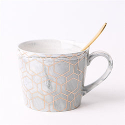 Vienna Ceramic Coffee Mug