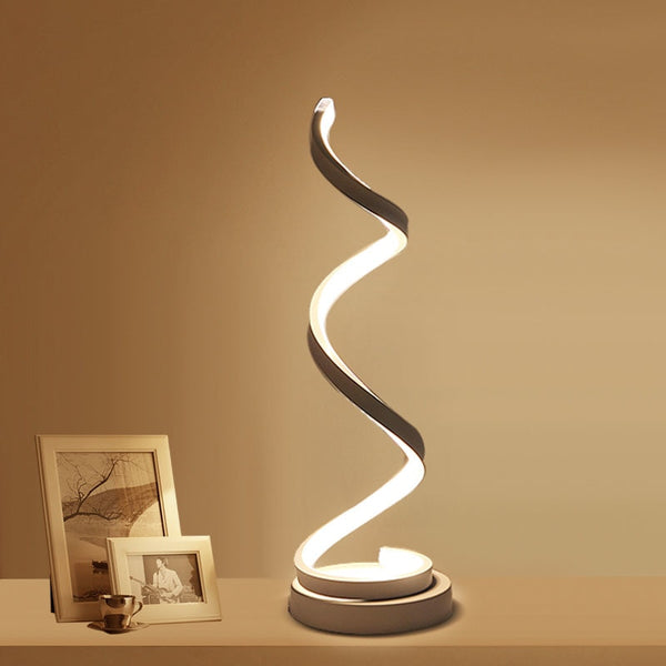 "Apollo 20"" LED Night Table Lamp"
