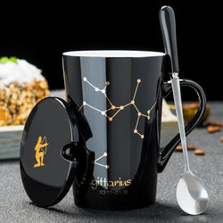 Zodiac Sign Coffee Mugs