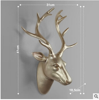 Fauna Animal Wall Decor