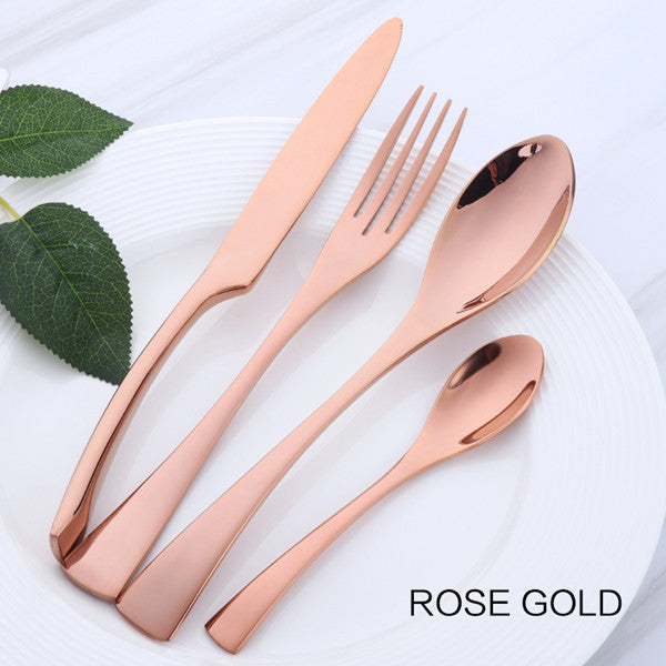 Regalia Stainless Steel Cutlery Set