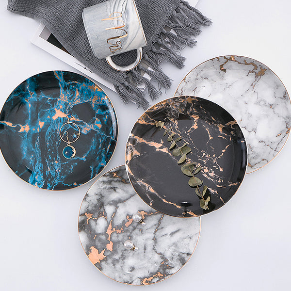 Monet Marble Plate Collection