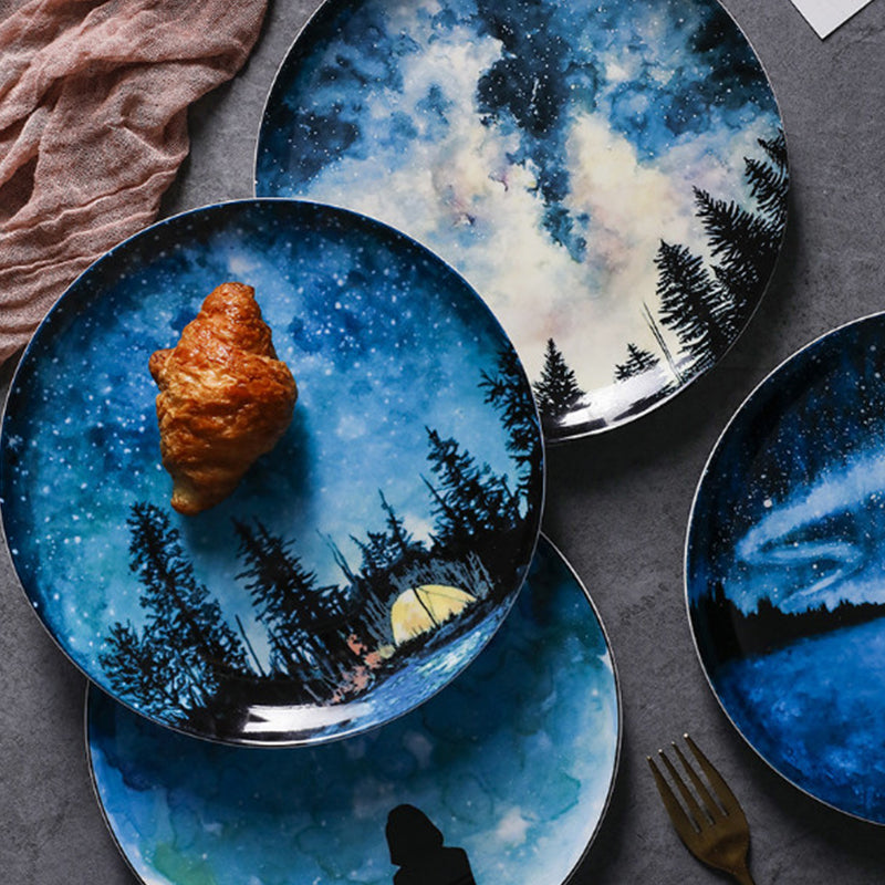 Starry Night Tableware