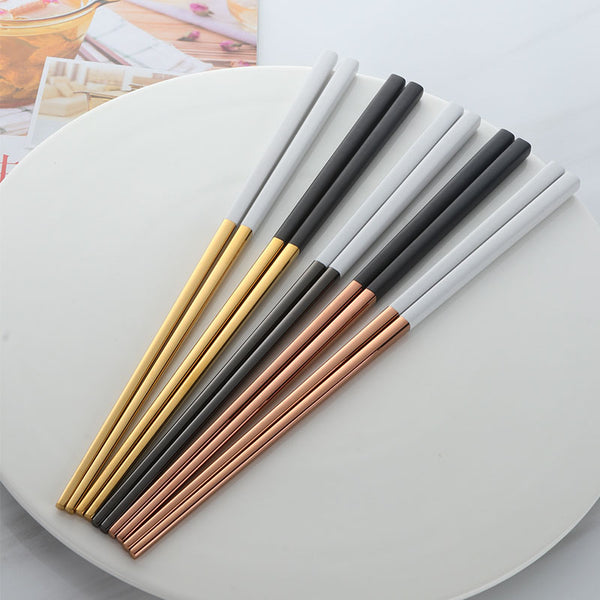 Neo Stainless Steel Chopsticks