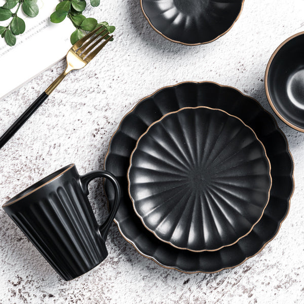 Angel Flare Western Dinnerware