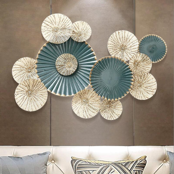 Blossom 3D Metal Wall Art