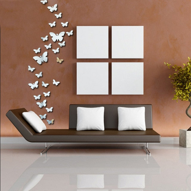 Butterfly Decorative Mirror