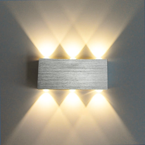 Ambiance Modern LED Wall Lamp