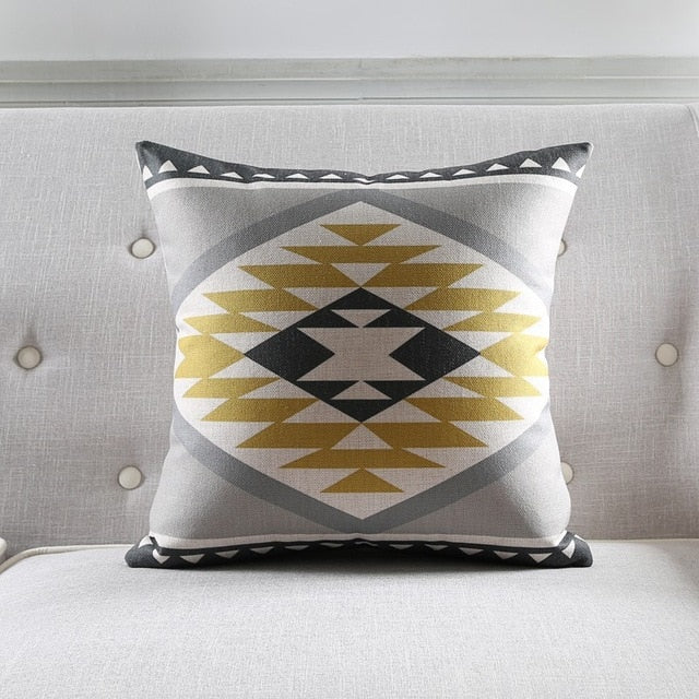 Muted Mustard Pillowcase