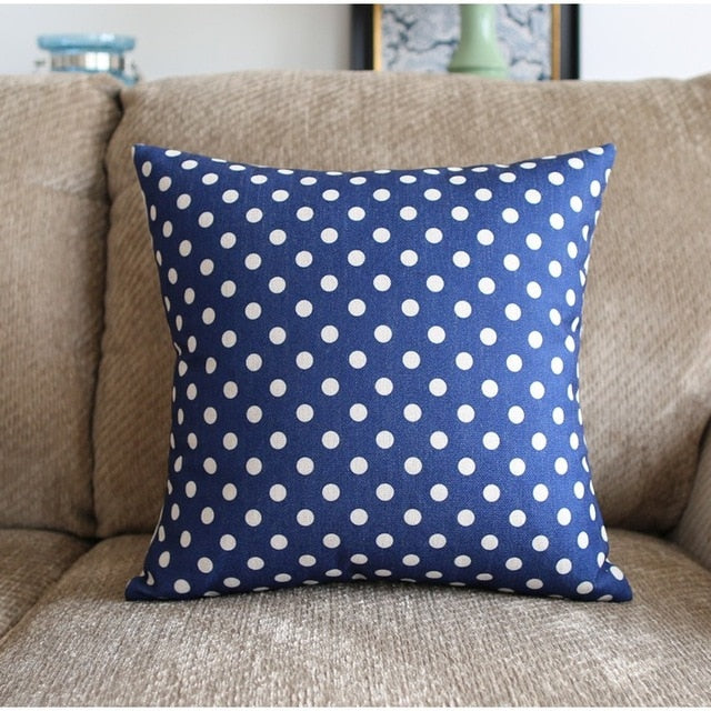 Great Blue Sea Pillow Cases