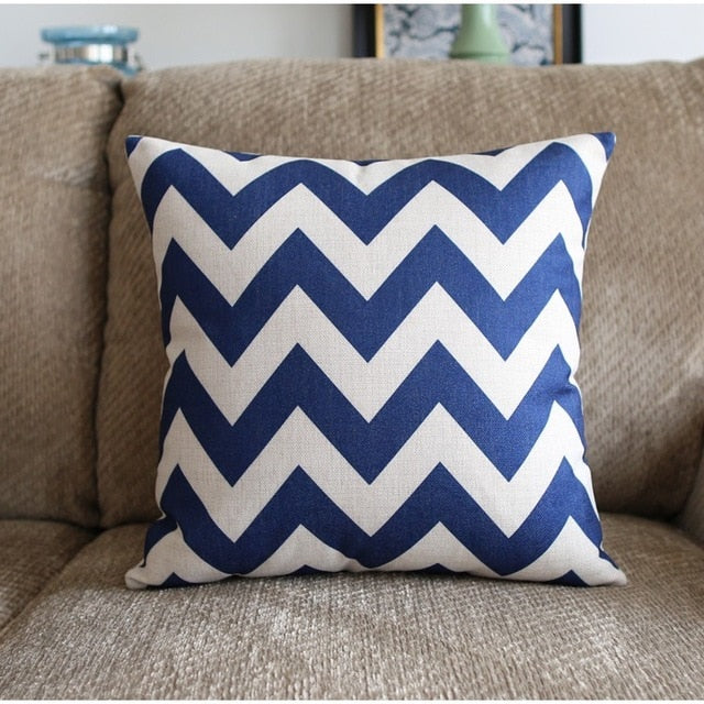 Great Blue Sea Pillowcase