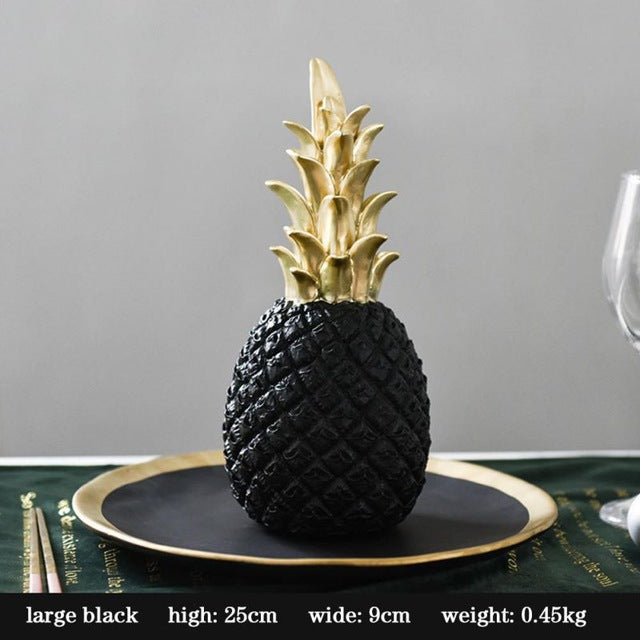 Pineapple Sculpture