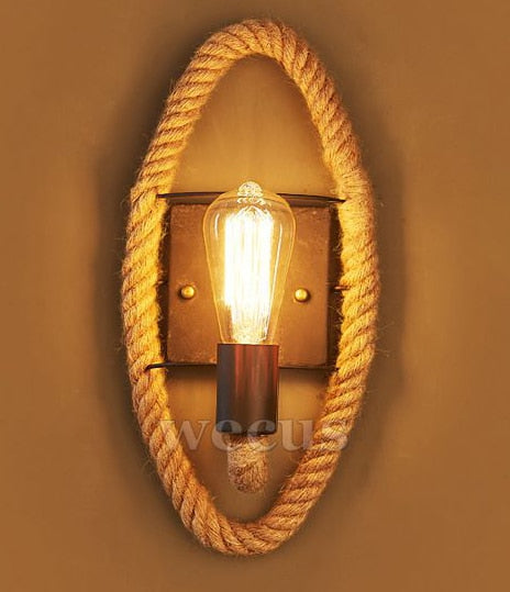 Malta Retro Wall Lamp