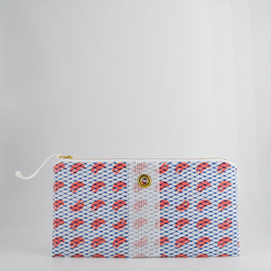 Lobster Claw in Nantucket Clutch
