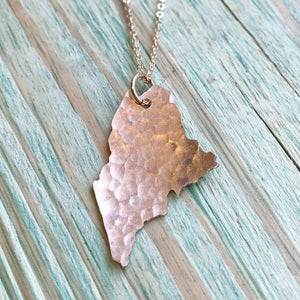 Maine Charm Necklace