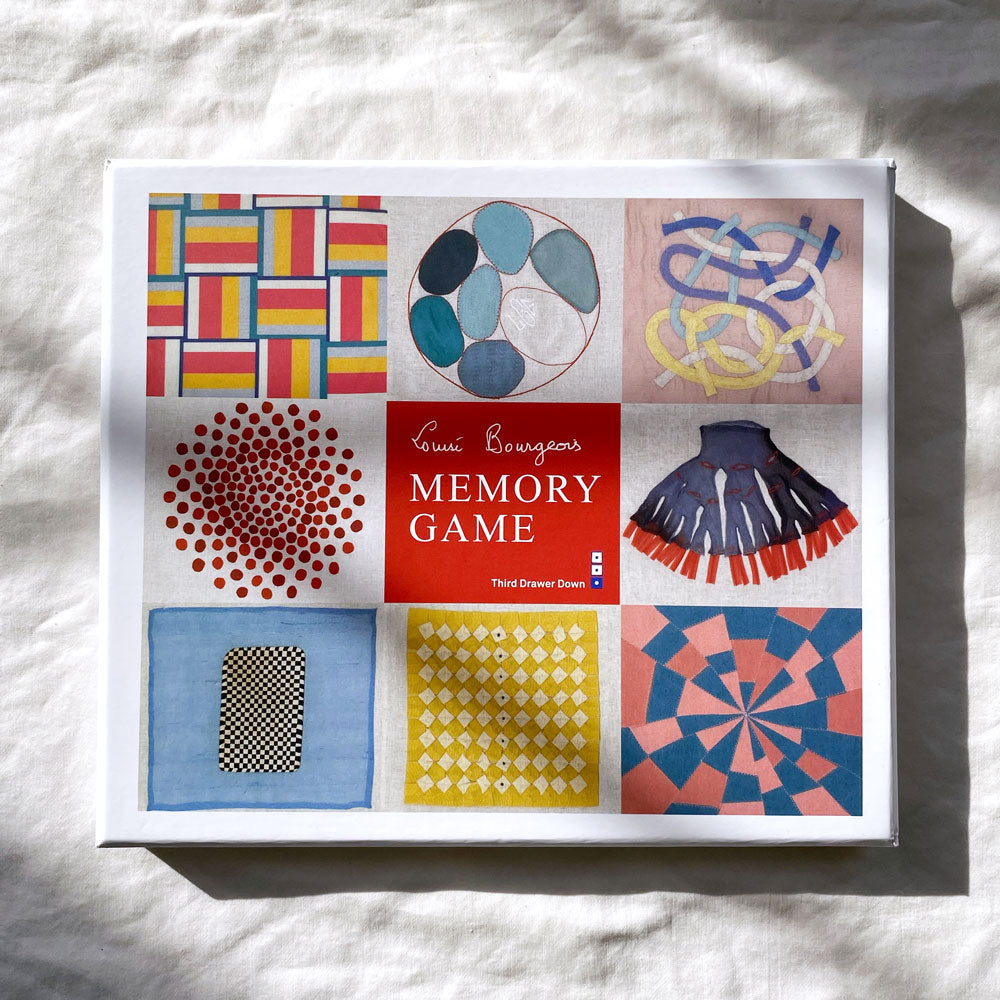 Louise Bourgeois Memory Card Set