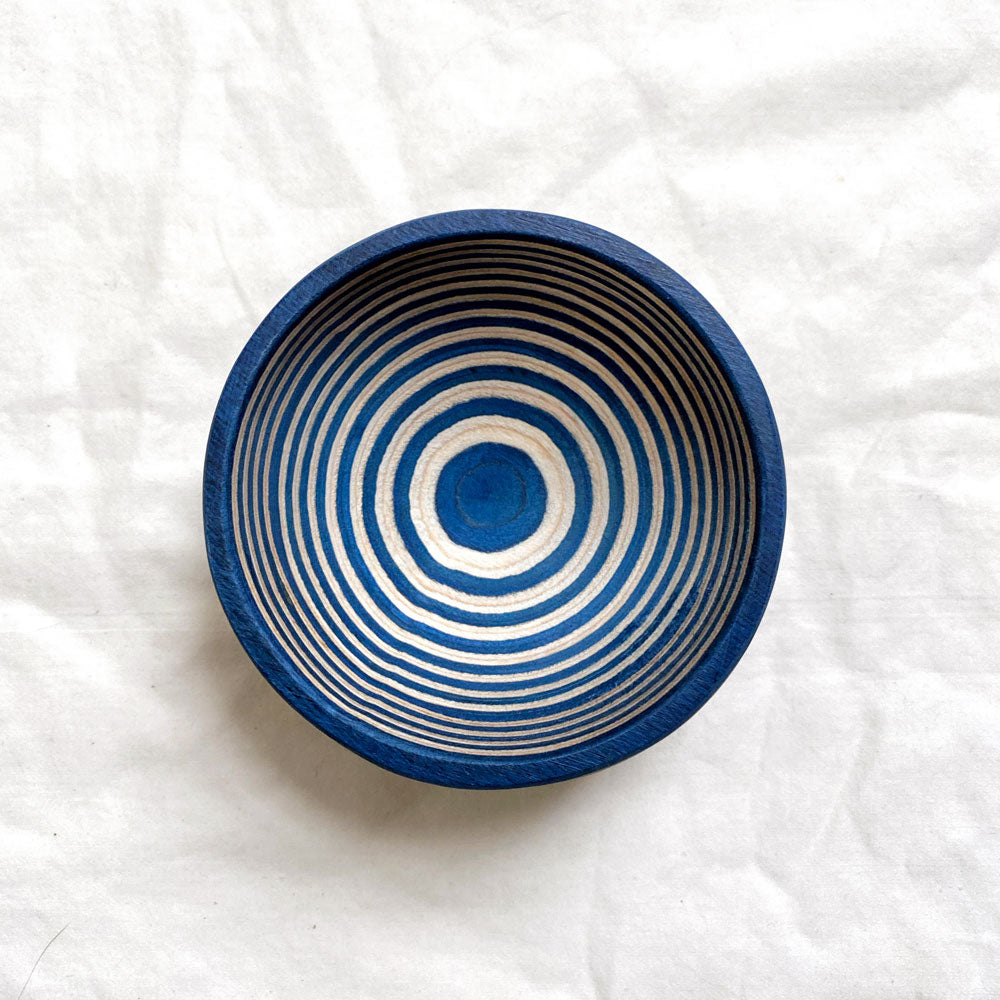 Blue Pakka Mini Bowl