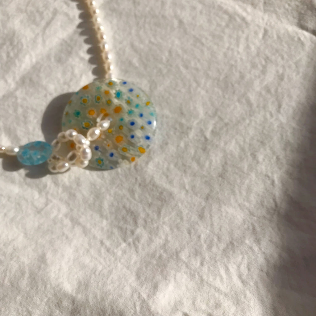 Glass Luby Necklace