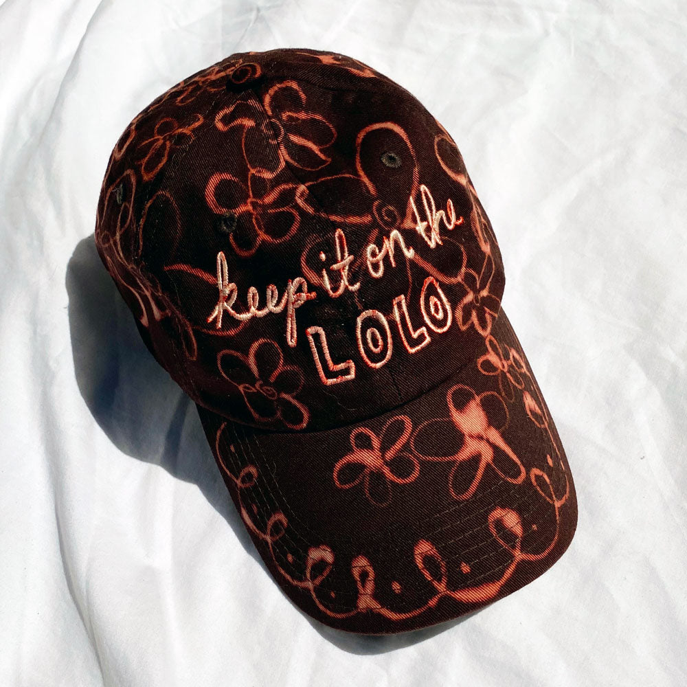 Lolo Embroidered Hat