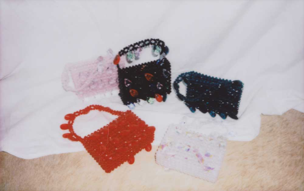 Mini Crystal Bag