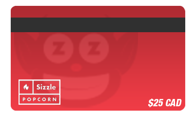 Sizzle Gift Card