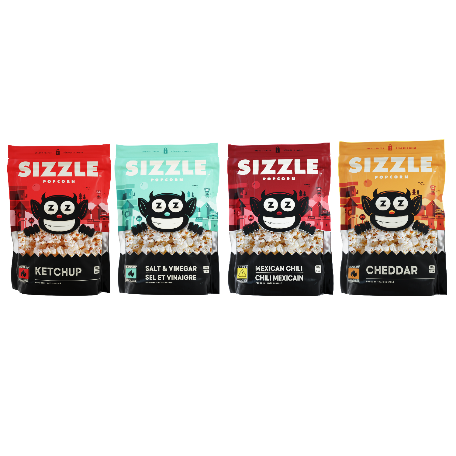Loaded Sizzle 4-Pack