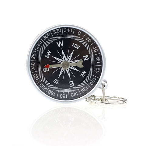 Keychain Compass - Endure Disasters