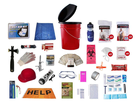 Earthquake Emergency Kit - Endure Disasters