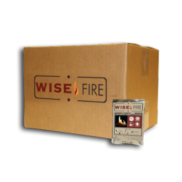 15 Individual WiseFire Emergency Survival Fire Starter Pouches - Endure Disasters