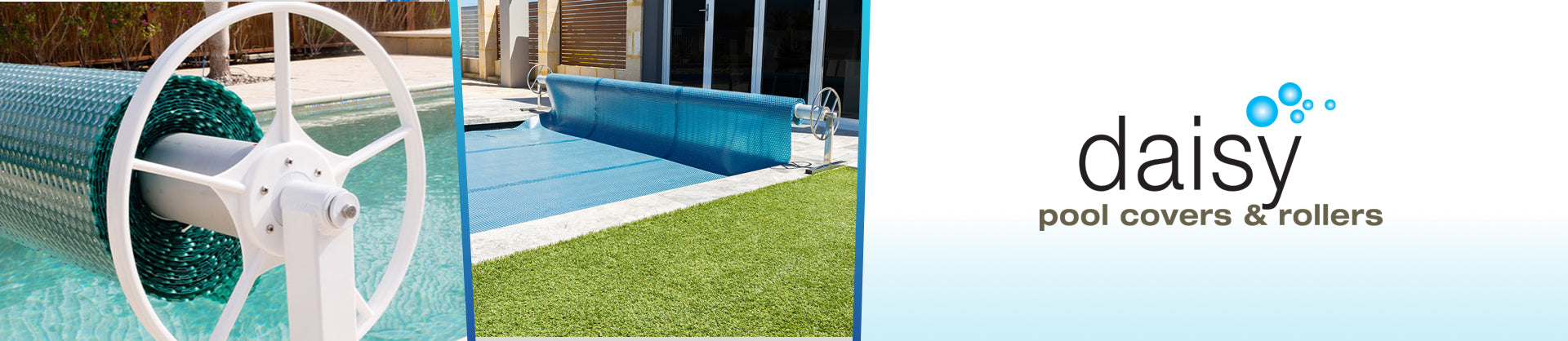 Daisy Covers - Pool Covers, Blankets & Rollers - Mr Pool Man